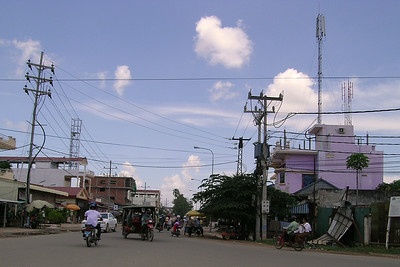 Phnom Penh - Connections