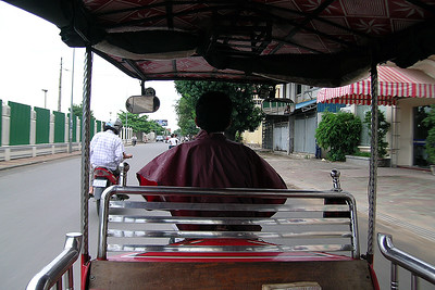 Phnom Penh - Tuk Tuk