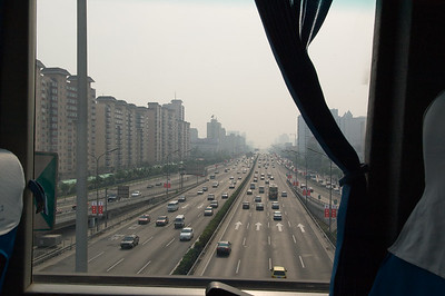 Beijing Bikes Busses and Boulevards