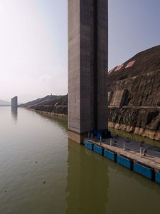 Yangtze River - Three Gorges Dam Site