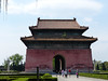 Main pagoda at the Sacred Way of the Ming Tombs<br /> Beijing