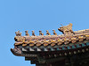 Roof of the Sacred Way of the Ming Tombs<br /> Beijing
