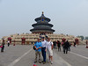 Bill, Steve, and dad at the Temple of Heaven<br /> Beijing