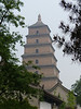 Big Wild Goose Pagoda, Buddist, built in 652 AD during Tang Dynasty<br /> Xi'an