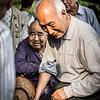 Old man, Beijing.