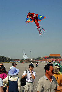 One of our first stops with the Viking Tour was Tiananmen Square and the Forbidden City