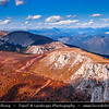 Asia - China - Southwest China - Yunnan Province - Diqing Tibetan Autonomous Prefecture - Shangri-La County - Shika Snow Mountain - View from beautiful & grand scenic spot at 4,449 m. (14,596 ft.) high above the sea level
