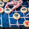 Asia - China - Southwest China - Yunnan Province -  Lijiang - 丽江- Likiang - Old Town - UNESCO Heritage Site - Ancient town - Xiangqi - Chinese chess - Strategy board game for two players - One of the most popular board games in China