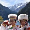 Sichuan,  Jiuzhaigou, Long Lake 3110m