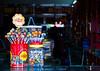 Candy shop, commercial district, Lhasa