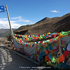 top Jianzikou pass (scissors pass) 4659m