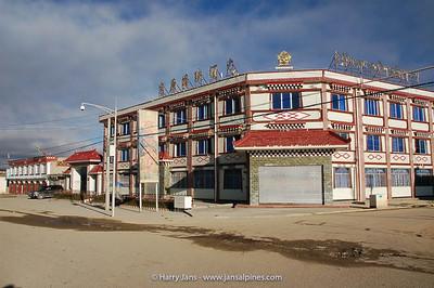 hotel at Litang