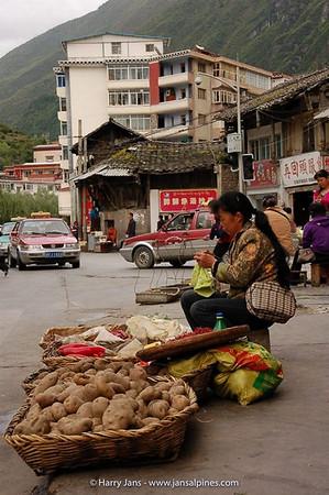 Sichuan,  Kanding, 2640m