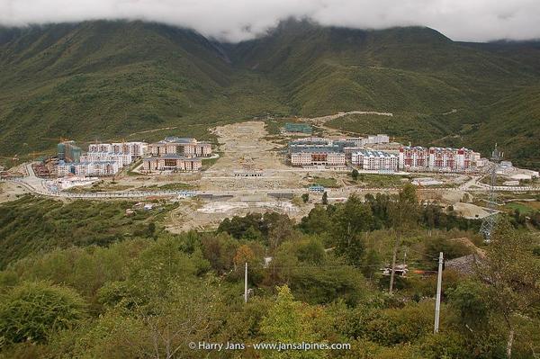 new hotels near Kanding