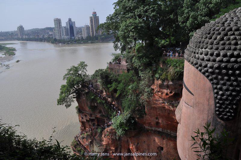 Giant Buddha, 71m