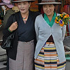 modern Tibetan woman