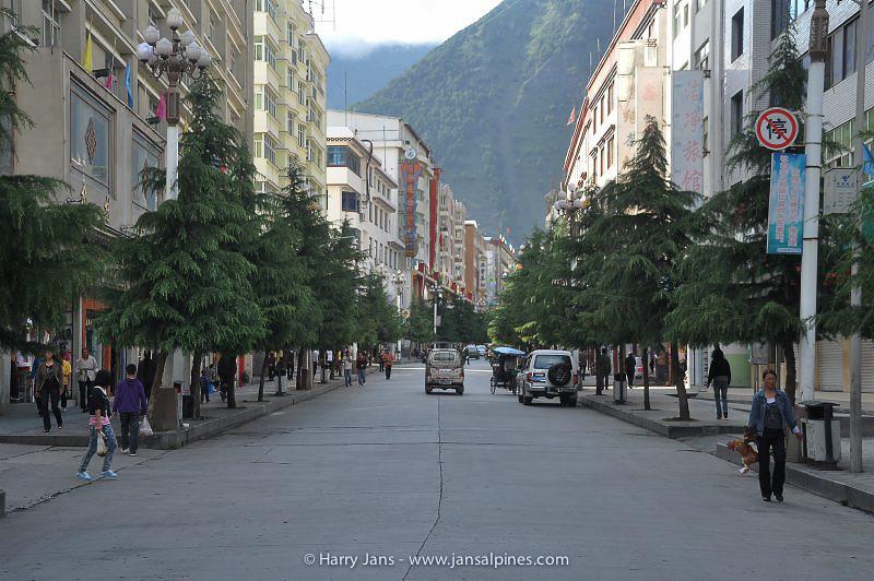 Jiulong, 2920m