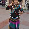 Yi woman at Jiulong