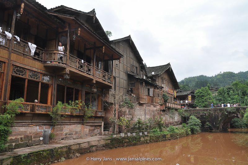 Shangli village