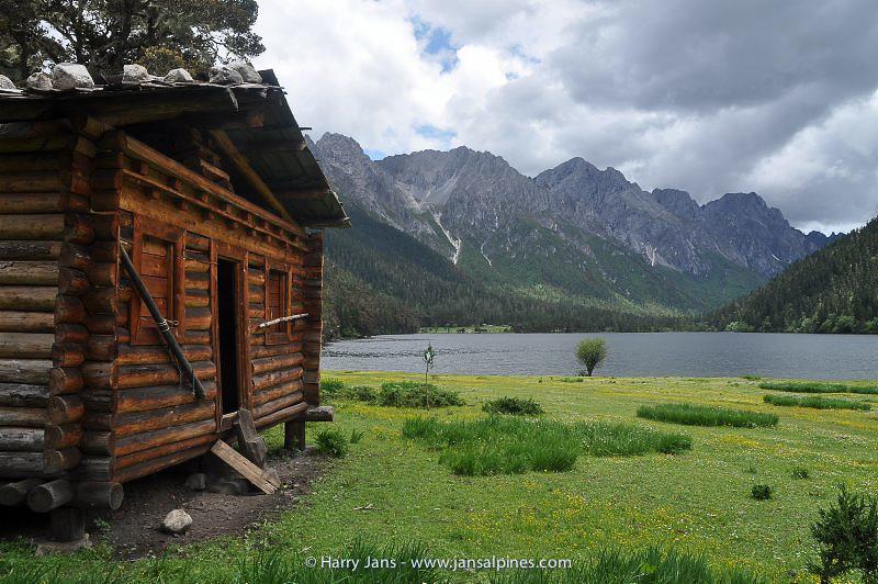 Wuxuhai Lake (Jiulong) 3730m