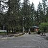 parking/entrance Wuxuhai Lake (Jiulong)