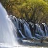 Panda Lake falls