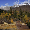 Huanglong Tufa Pools