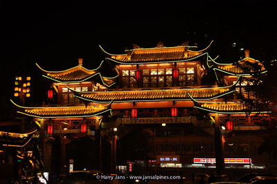 Sichuan,  Chengdu, 500m