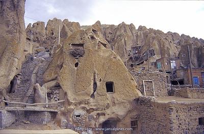 Kandovan, cave houses