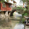 Lijiang, the old city, one of many old bridges