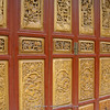 Lijiang, the old city, wood carvings
