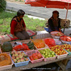 at many places fresh fruit for sale