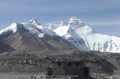 Mount Everest (Mount Qomolangma), 8848m