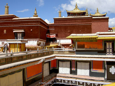 The Potala Palace (the Red Palace)