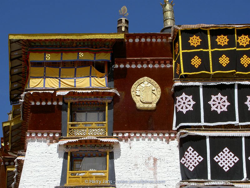 detail of the White Palace