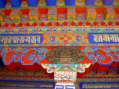 The Jokhang monastery