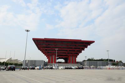 World Expo 2010 China Pavilion
