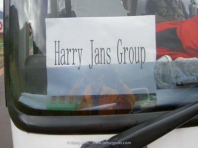 bus Harry Jans group