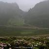 Bai Ma Shan, view towards East-side, 4500m