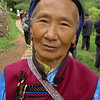 Bai woman at Yufeng Monastery