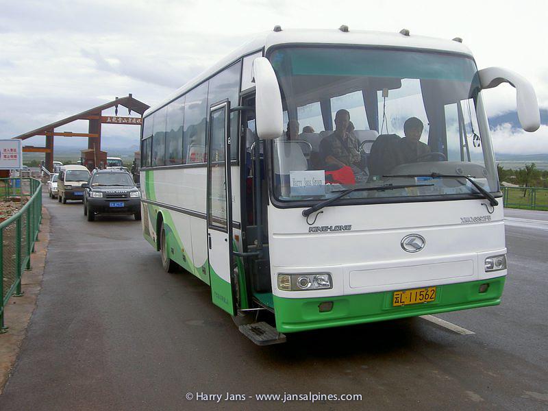 bus Harry Jans group