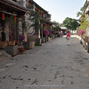 street at Xizhou village