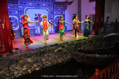 Bai theater in Xizhou