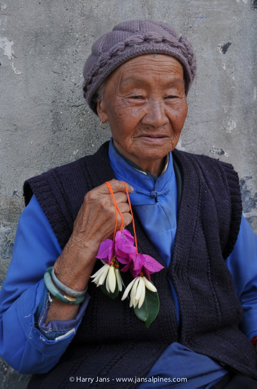 Yunnan,  Dali, 2000m