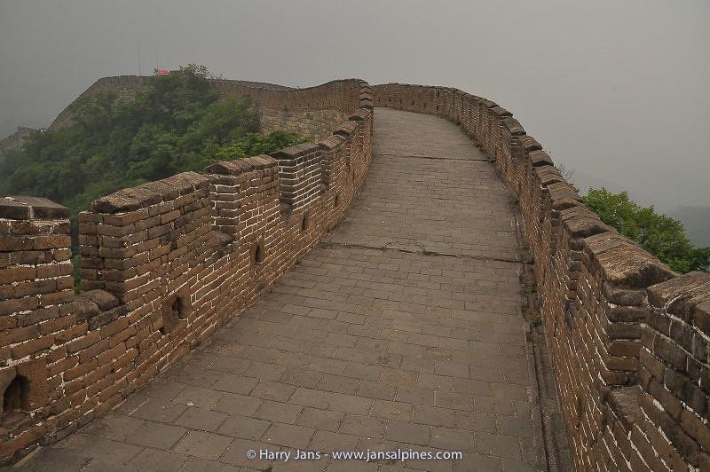 Great Wall at Mutianyu