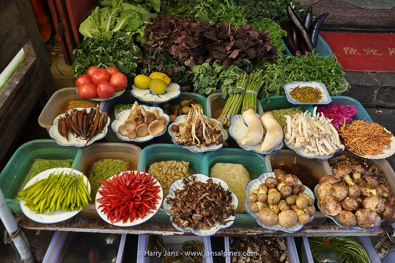 wonderful vegetables