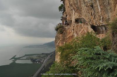 Dragon Gate, Western Hills near Kunming