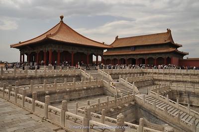 Forbidden City (Zhong He Dian)