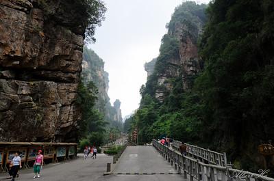 Zhangjiajie - Baofeng Hu
