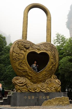 Zhangjiajie National Park - Huangshi Zai